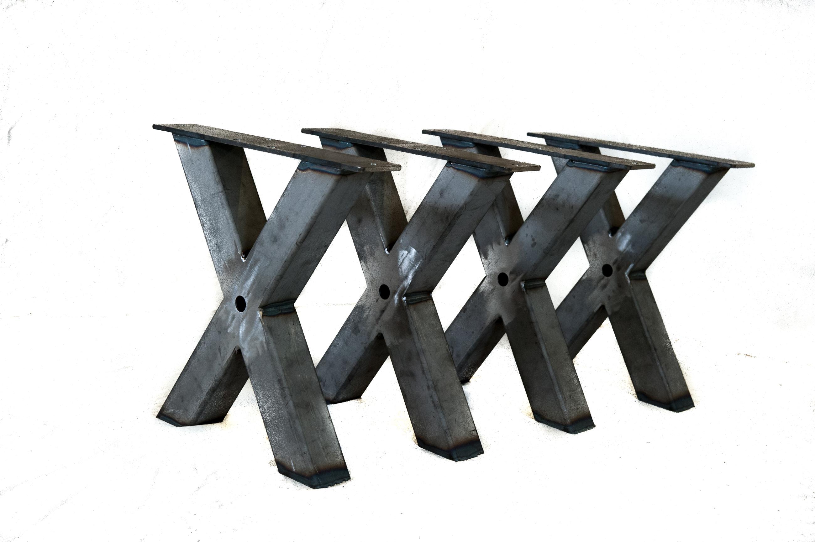 Bordben i stål