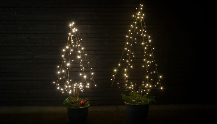 Juletræer i jern