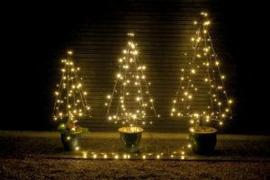 Jern juletræ